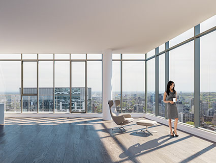 Penthouses Everest | YUL